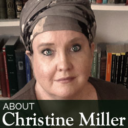 About Christine Miller | Nothing New Press