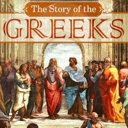 The Story of the Greeks eBook
