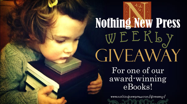 Nothing New Press Weekly Giveaway