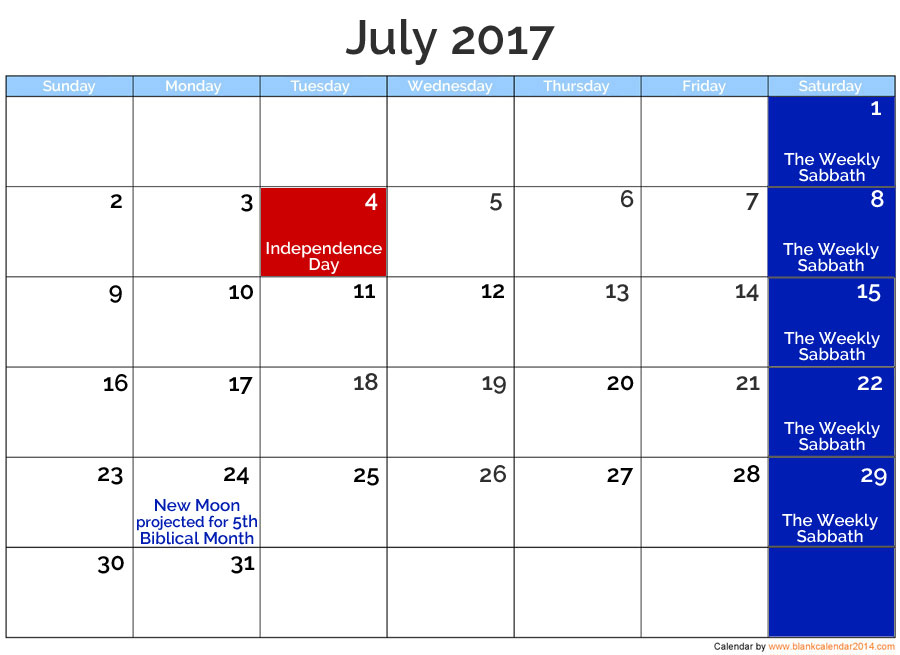 July 2017 Posted Holidays | nothingnewpress.com