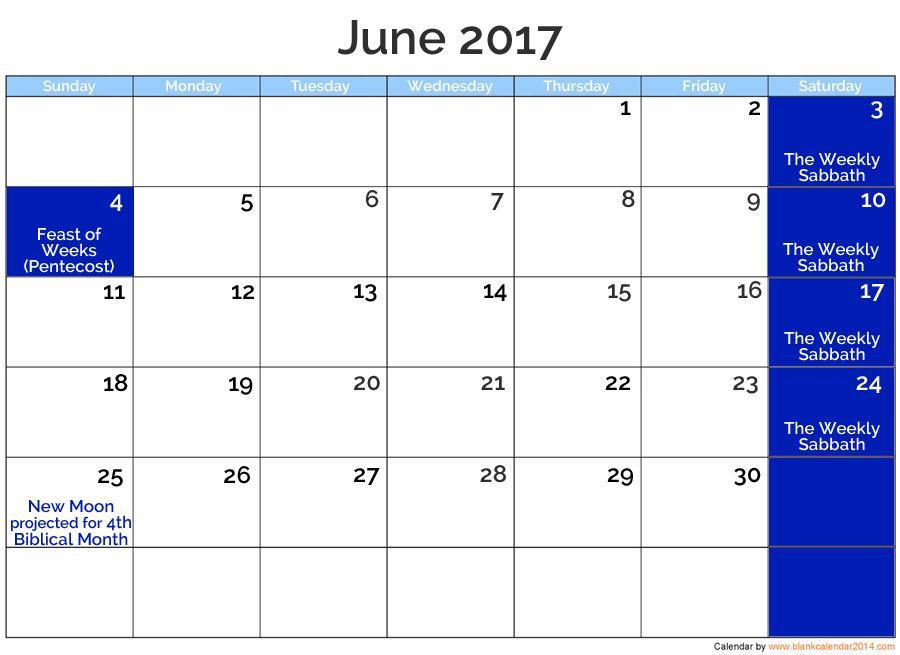 June 2017 Posted Holidays | nothingnewpress.com