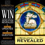 Revelation Revealed Giveaway | Nothing New Press www.nothingnewpress.com