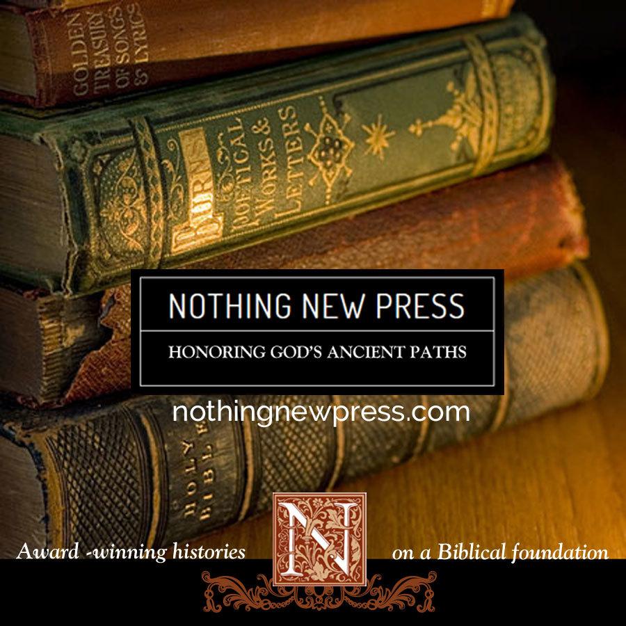 Visit Nothing New Press | nothingnewpress.com