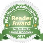 Practical Homeschooling Reader Award 2017
