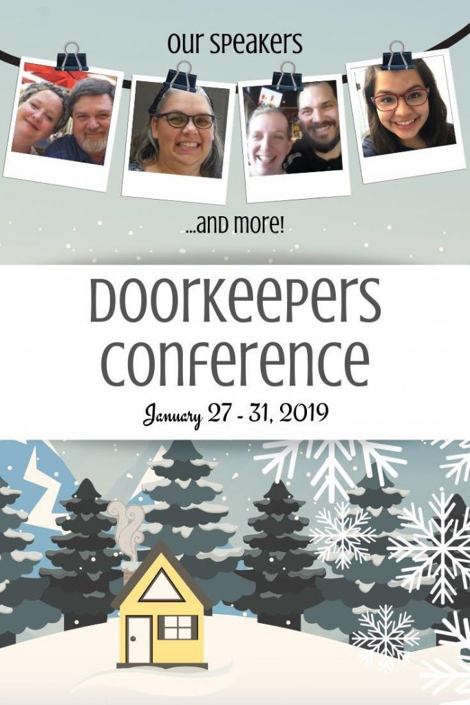 2019 Winter Doorkeepers' Conference