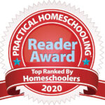 2nd Place - 2020 Practical Homeschooling Readers Awards