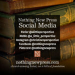 nothing new press social media | nothingnewpress.com